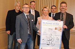 Vorschaufoto zu dem Artikel: Modell Kitzingen: Erfolgreiches E-Government mit Mitteln aus der Portokasse