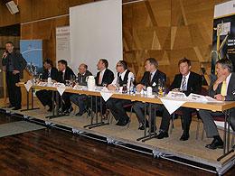 Foto von der Veranstaltung SiXFORM und der nPA im Landratsamt Ostallgäu