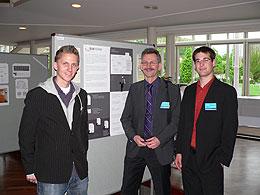 Foto von der Prämierung der Phase II des Businessplan-Wettbewerbes Nordbayern