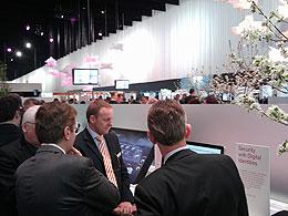 Vorschaufoto zu dem Artikel: SiXFORM auf der CeBIT 2011