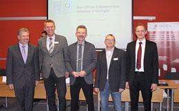 Vorschaufoto zu dem Artikel: E-Government-Initiative in Kitzingen gestartet