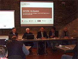 Foto: GL-Tagung in Giebelstadt