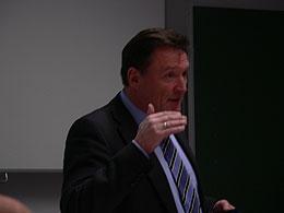 Herr Dipl.-Kfm. (univ.) Uwe Reißmann, 1. Bürgermeister der Gemeinde Markt Lichtenau