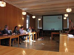 Foto: Infoveranstaltung zum nPA in Lahnstein