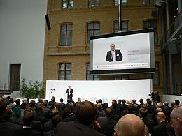 Vorschaufoto zu dem Artikel: SiXFORM auf dem Innovation Day 2010
