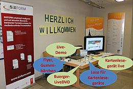 Foto: Tag der offenen Tür im Rathaus Kitzingen