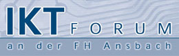 Vorschaufoto zu dem Artikel: IKT Forum an der Hochschule Ansbach