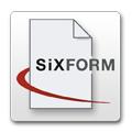 Logo der SiXFORM-App
